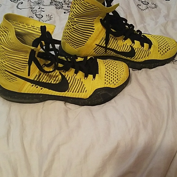 Nike Shoes | Nike Mens Shoes Yellow And